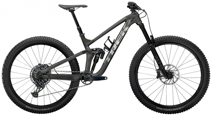 Велосипед Trek Slash 8 (Grey/Black) 2021