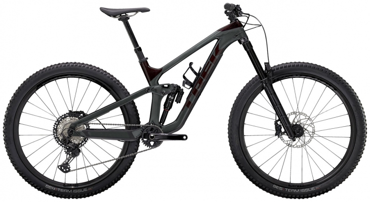 Велосипед Trek Slash 9.8 XT (Grey) 2021