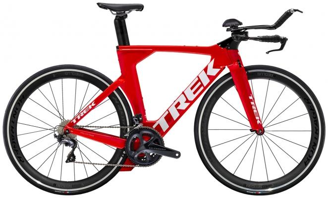 Велосипед Trek Speed Concept (Red/White) 2021