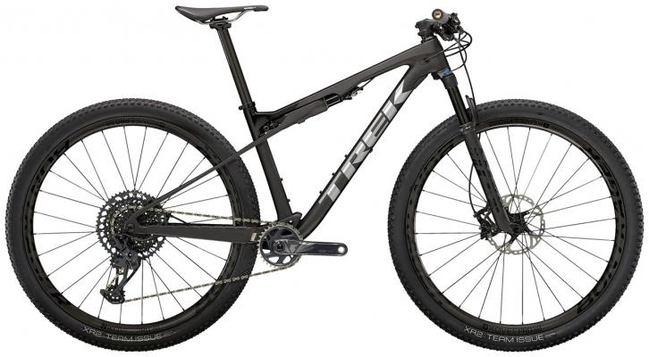 Велосипед Trek Supercaliber 9.8 GX (Carbon/Black) 2021