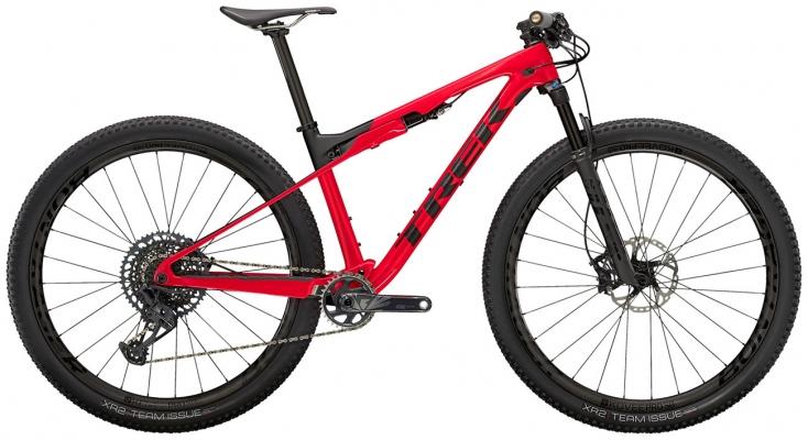 Велосипед Trek Supercaliber 9.8 GX (Red/Black) 2021