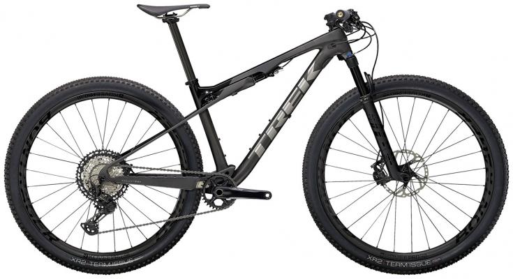 Велосипед Trek Supercaliber 9.8 XT (Carbon/Black) 2021