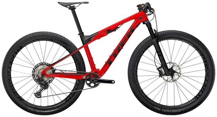 Велосипед Trek Supercaliber 9.8 XT (Red/Black) 2021