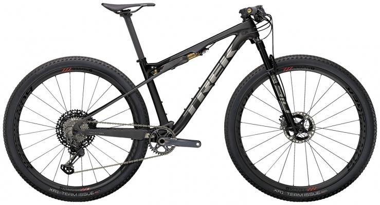 Велосипед Trek Supercaliber 9.9 XTR (Carbon/Black) 2021