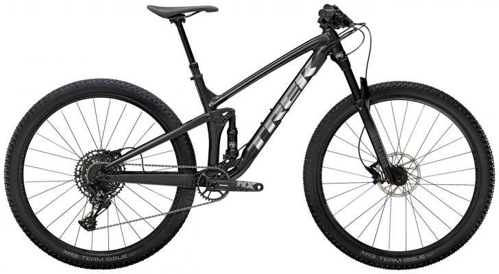 Велосипед Trek Top Fuel 8 NX (Black) 2021