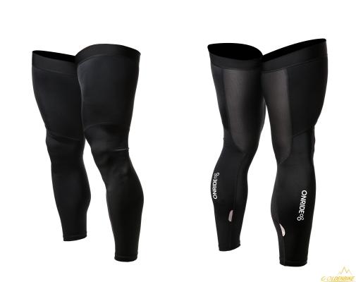Утеплювачі ніг ONRIDE LEGS чорний