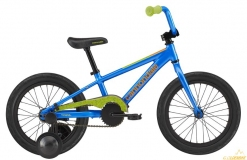 Велосипед Cannondale 16 Kids Trail SS 2020 ELB
