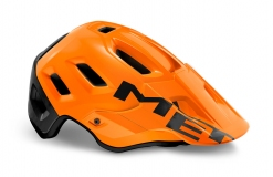 Шлем MET Roam MIPS Orange Black | Matt Glossy