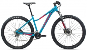 Велосипед Orbea MX50 ENT 2021 Blue-Red