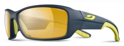 Очки Julbo RUN BLUE/YELLOW ZEBRA