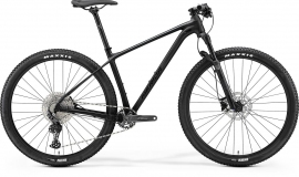 Велосипед Merida BIG.NINE LIMITED black 2021