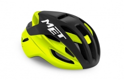 Шлем MET Rivale MIPS BLACK FLUO YELLOW