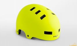 Шлем MET Zone Safety Yellow