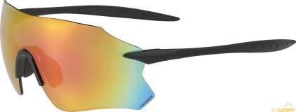 Окуляри Merida Sunglasses/Frameless чорний Red Flash