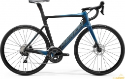 Велосипед Merida REACTO DISC 4000 blue/black 2020
