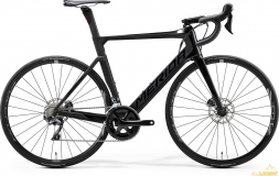 Велосипед Merida REACTO DISC 4000 black/black 2020