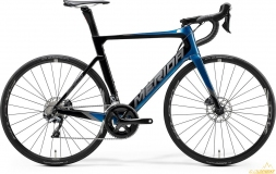 Велосипед Merida REACTO DISC 5000 blue/black 2020