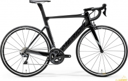 Велосипед Merida REACTO DISC 6000 black 2020