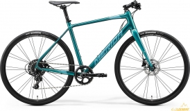 Велосипед Merida SPEEDER LIMITED green-blue 2020