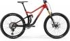 Велосипед Merida ONE-SIXTY 7000 blk/red 2021