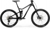 Велосипед Merida ONE-SIXTY 400 blk/gry 2021