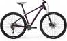 Велосипед Merida BIG.NINE 300 prpl/blk 2021