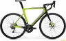 Велосипед Merida REACTO DISC 4000 black/green 2020