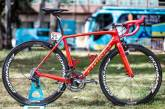 Велосипед Фабио Ару на 21 этапе Вуэльты Испании 2015 — Specialized S-Works Tarmac